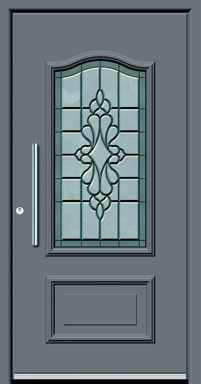 profes 24 drzwi zewn trzne inotherm drzwi aluminiowe sch co. Black Bedroom Furniture Sets. Home Design Ideas